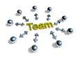3D Goldzeichen - Team II