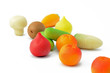 Obst und Gemüse aus Marzipan