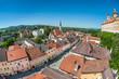 Stadt Melk (Altstadt-Fußgängerzone)