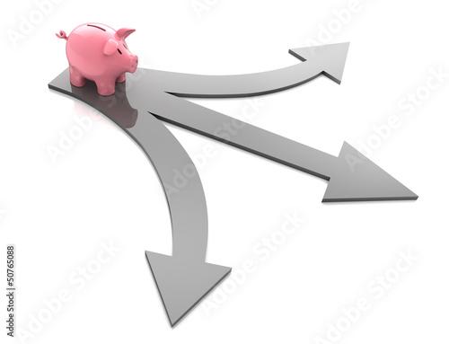 Sparschwein Entscheidung 1
