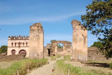 etiopia castello di gondar
