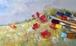 pinsel malerei hobby freizeit