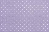 violet polka dot fabric