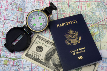 Passport and Travel.