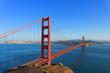 Leinwanddruck Bild - Golden Gate Bridge