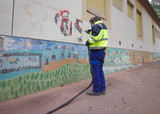 nettoyage de graffiti - 50773688