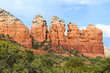 chimney rock near Sedona
