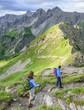 Wandern im Hochgebirge