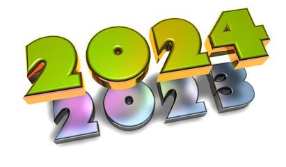 3D Goldzeichen - 2023 - 2024