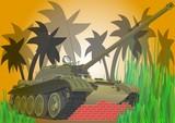 Векторный танк