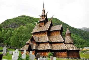 Stabkirche Borgund