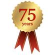 Jubiläum - 75 years