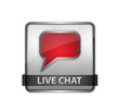 Metal-Button Live Chat