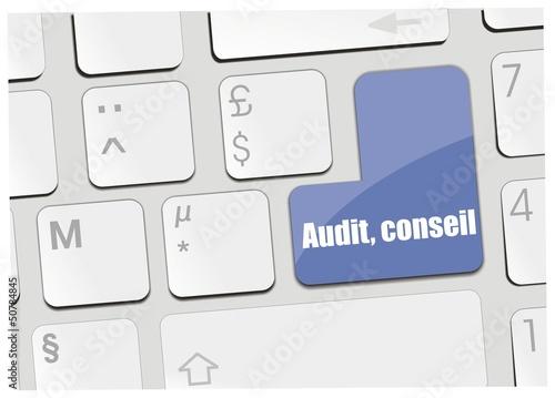 clavier audit, conseil