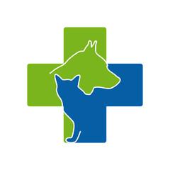 Vector Logo Veterinary