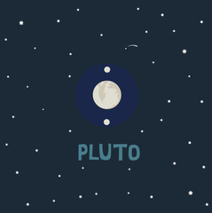 PLUTO space view