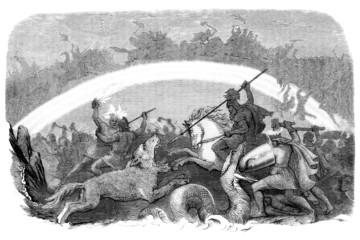 Ragnarök - Battle : Nordic/Germanic Gods