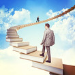 knowledge stair