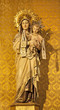 Madrid - Madonna with the child and scapular