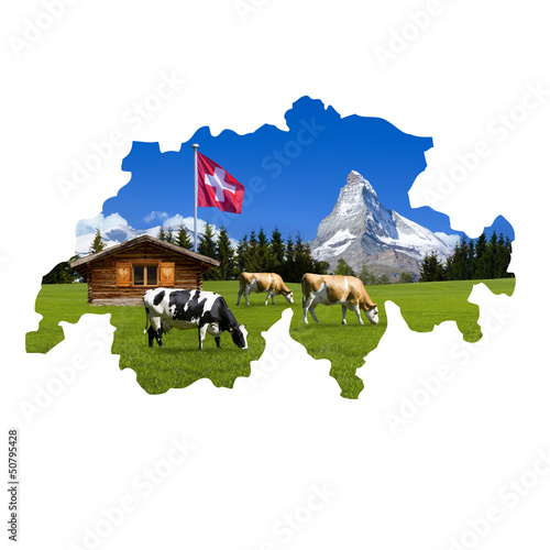 Schweiz im Sommer