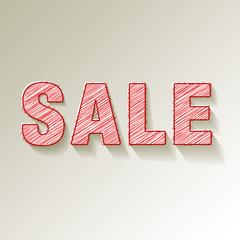Sale Rot Scribble