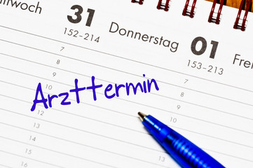 Arzttermin