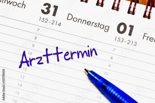 Arzttermin - 50798438