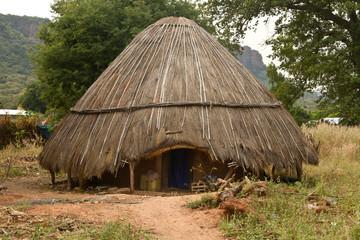 Senegal Dindefelo Hut