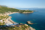 Jala Bay In Southern Coast Of Albania
