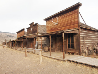 Ghost Town, Cody, Wyoming, United States