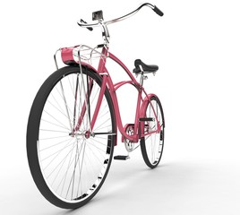 Ping Girl Bicycle