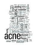 Acne Scars Treat Them At Home With Tretnoin poster