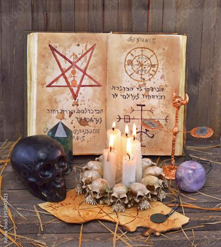 Satanic rite