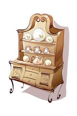 icon_tea cabinet