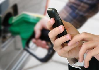 Benzinpreis-App