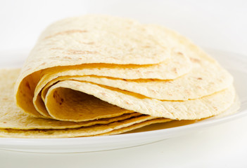 mexican food - tortilla