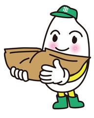 お米のキャラクター