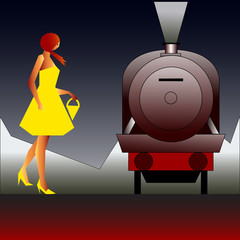 Vintage Rail Travel
