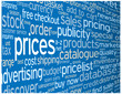 """PRICES"" Tag Cloud (products services quote info contact button)"