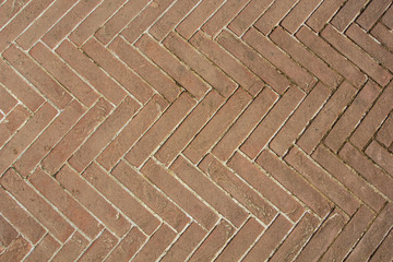 Type of masonry construction used in Roman and medieval times