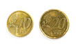 ������, ������: 1020 euro cents
