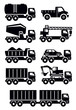 transport icons