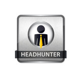 Metal-Button Headhunter