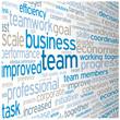 """TEAM"" Tag Cloud (performance teamwork excellence management)"