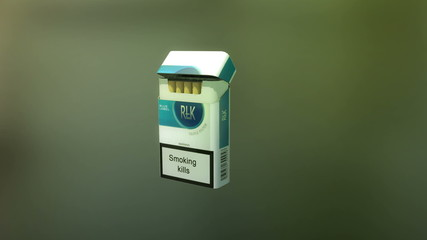 Offer Pack of cigarettes
