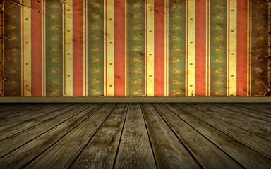 Tapetenraum - Old Wallpaper