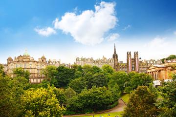 Edinburgh, Princes Gardens