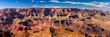 Leinwandbild Motiv Panoramic Grand Canyon, USA