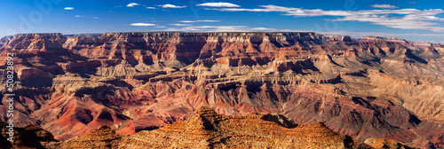 Panoramic Grand Canyon, USA - 50823892