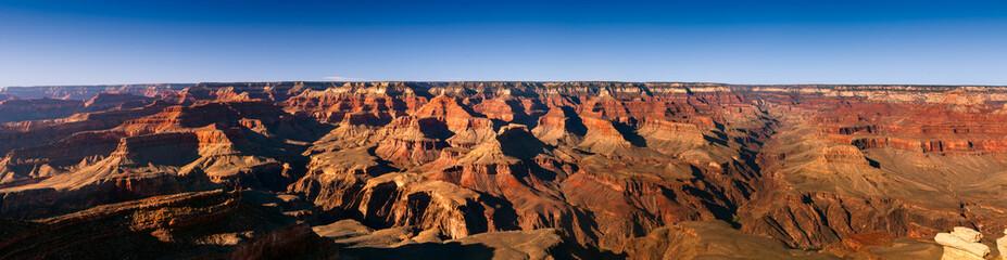 Panoramic Grand Canyon, USA